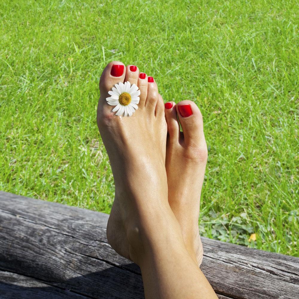 au bonheur des pieds
