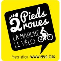 Association 2 pieds 2 roues, agit pour le développement du vélo et de la marche à Toulouse