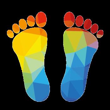 pieds-arcenciel